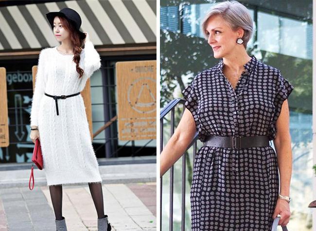 9 kiểu trang phục vừa giúp chị em ăn gian tuổi lại còn khiến họ trở nên thanh lịch hơn trong mắt người khác - Ảnh 8