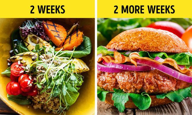 4 chế độ ăn uống có thể giúp bạn giảm cân trong vòng 1 tháng - Ảnh 1