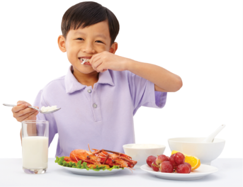 6 thực phẩm giúp trẻ thông minh - Ảnh 1