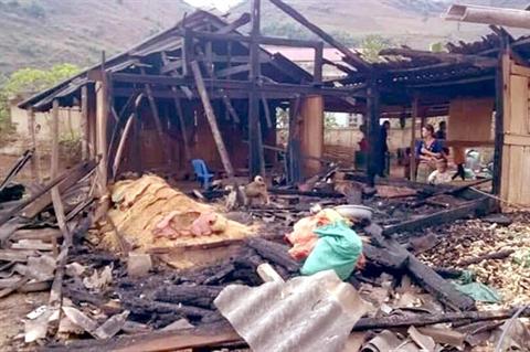 Không xin được tiền, chồng tưới xăng đốt chết vợ ở Bình Phước - Ảnh 2