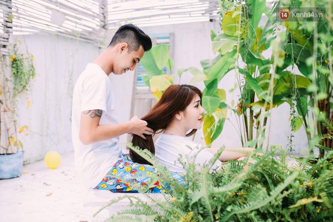 Chuyện tình cô nàng chuyển giới nặng 100kg và chàng ốc tiêu Sài Gòn: 6 năm yêu nhau không cần hoa và quà vào Valentine! - Ảnh 4
