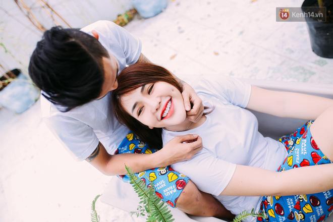 Chuyện tình cô nàng chuyển giới nặng 100kg và chàng ốc tiêu Sài Gòn: 6 năm yêu nhau không cần hoa và quà vào Valentine! - Ảnh 6