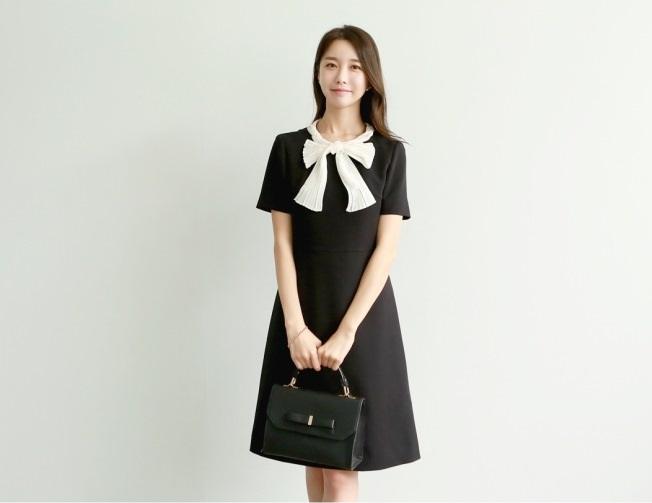 Bật mí cách chọn kiểu váy công sở hợp vóc dáng - Ảnh 1