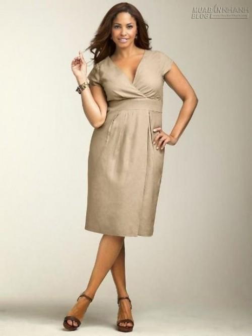Bật mí cách chọn kiểu váy công sở hợp vóc dáng - Ảnh 2