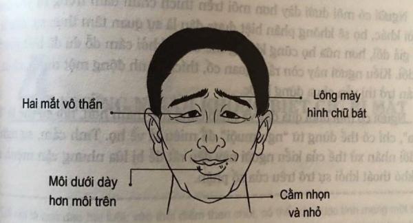 Nhân tướng học: Những đặc điểm xấu trên gương mặt đàn ông có tính trăng hoa, nhiều chuyện - Ảnh 3
