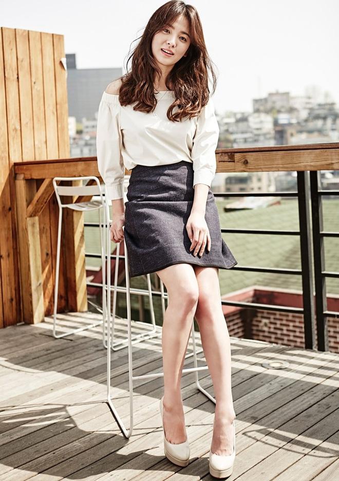 Uống 3 lít nước chanh mỗi ngày: Đây chính là cách giảm cân đặc biệt của Song Hye Kyo - Ảnh 8