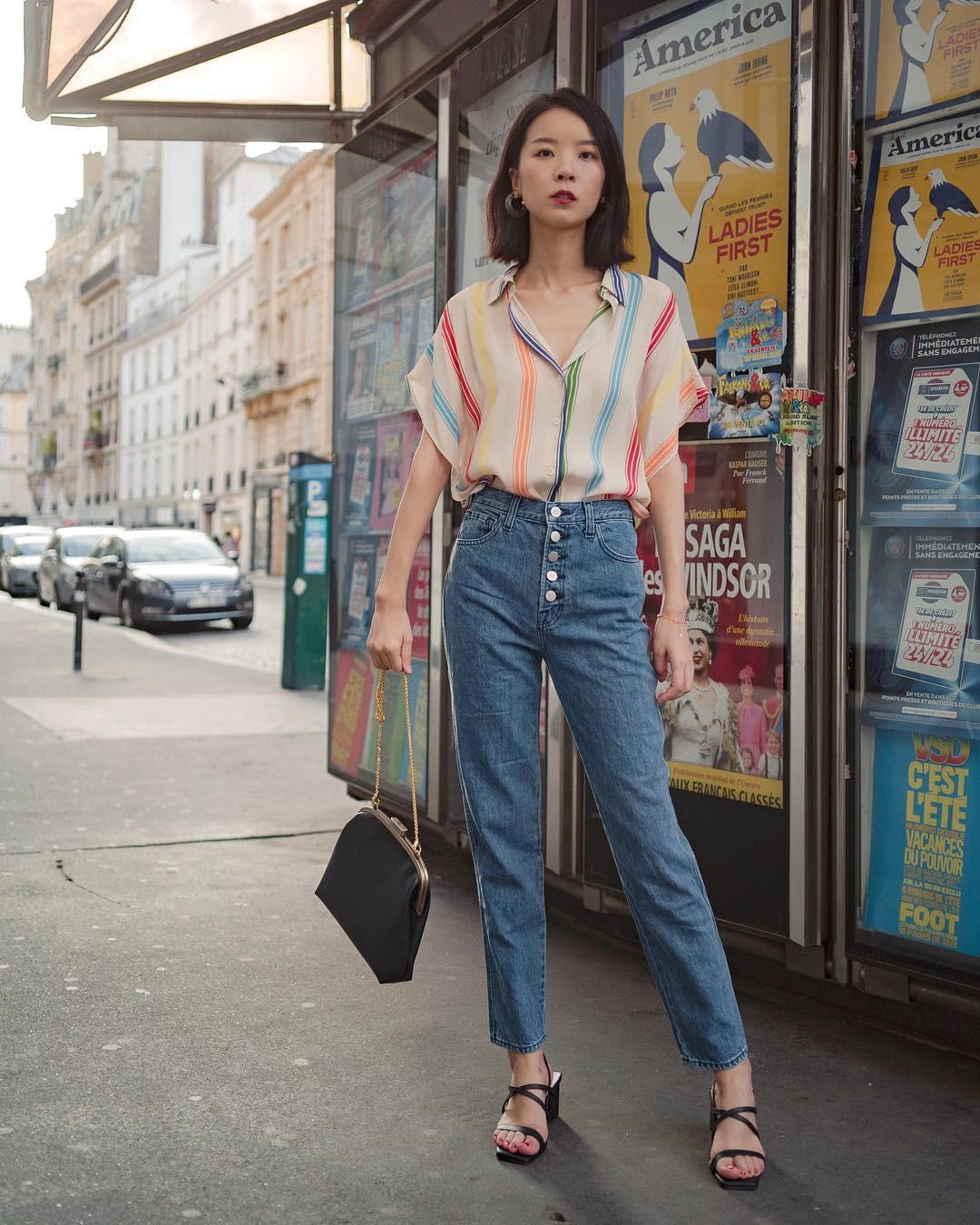 Mặc quần jeans đến công sở: Bạn không nên nhắm mắt diện bừa mà hãy tham khảo 3 tips sau - Ảnh 2