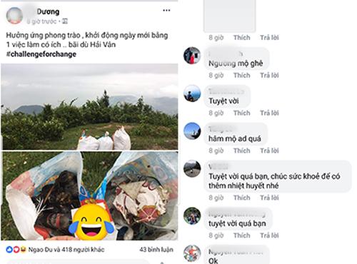 Người Việt dọn sạch rác hưởng ứng thách thức trên mạng - Ảnh 3
