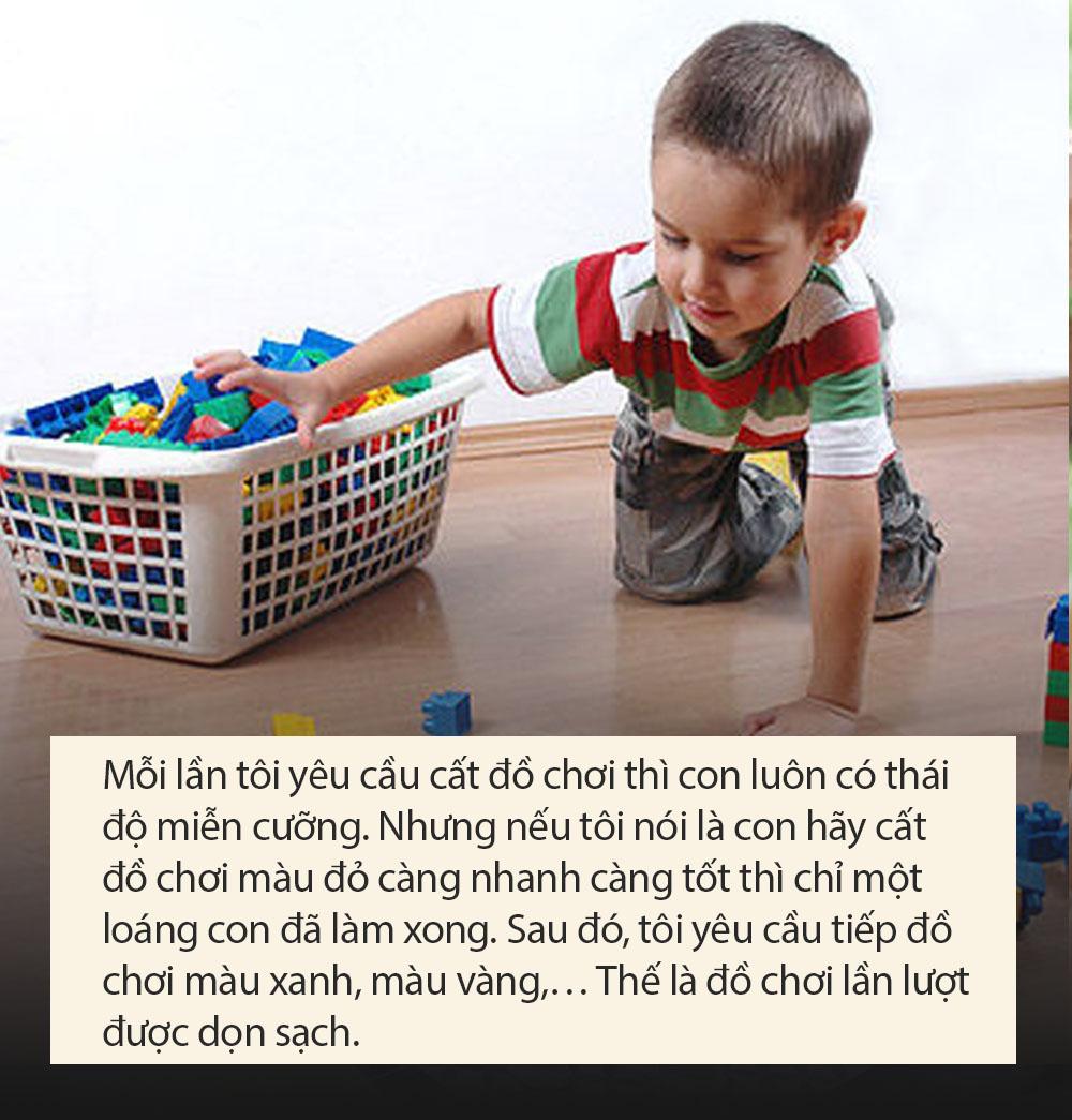 """Không cần phải gào thét khản giọng, bố mẹ thông minh hãy áp dụng ngay chiêu """"tâm lý ngược"""" giúp nuôi dạy con nhàn tênh - Ảnh 4"""