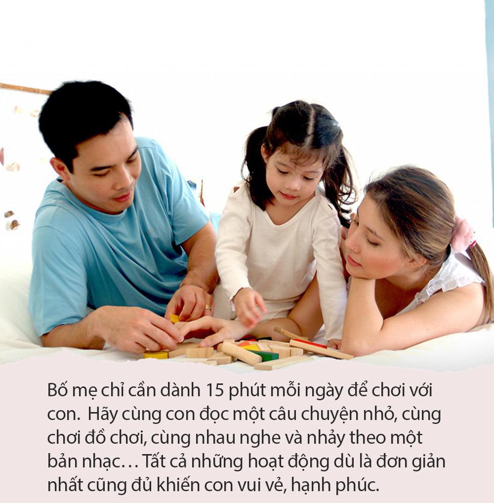 'Mẹ đã không chơi với con, mẹ chỉ mải nhìn vào điện thoại' - câu chuyện nhỏ mà bố mẹ nào cũng nên đọc một lần - Ảnh 4