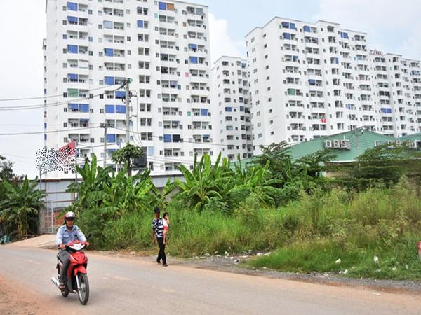 Tp.HCM hỗ trợ chi phí thuê nhà ở tạm cho các hộ dân có đất bị thu hồi - Ảnh 1