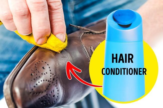 Cần gì ra tiệm, chỉ với 15 mẹo vặt này, giày của bạn sẽ luôn thơm tho và sáng bóng như mới - Ảnh 12