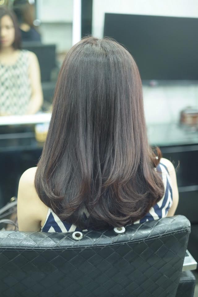 Chuyên gia tư vấn chọn màu nhuộm tóc phù hợp giúp cô nàng da ngăm đen 'lên đời' nhan sắc - Ảnh 8