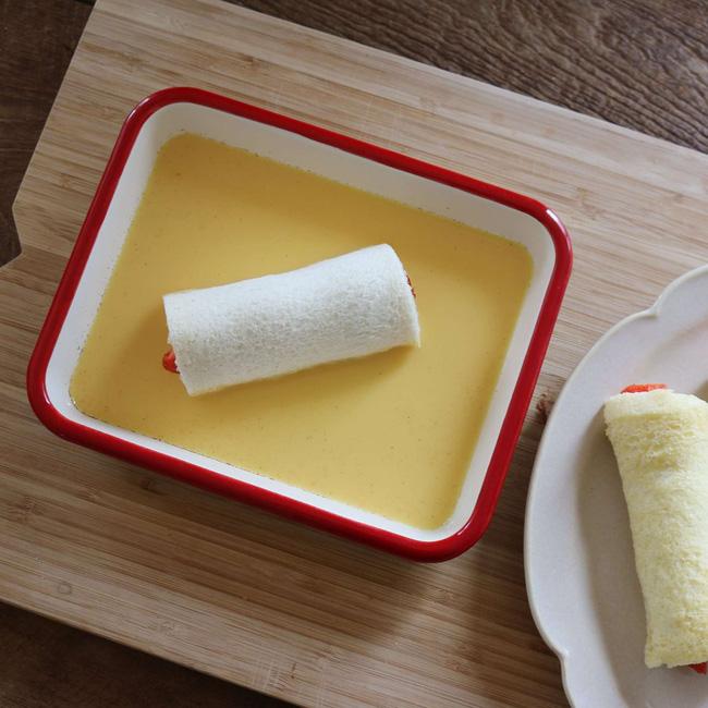 Làm món bánh mì sang chảnh với phong cách Hàn Quốc ngon lạ đảm bảo cả nhà thích mê - Ảnh 4