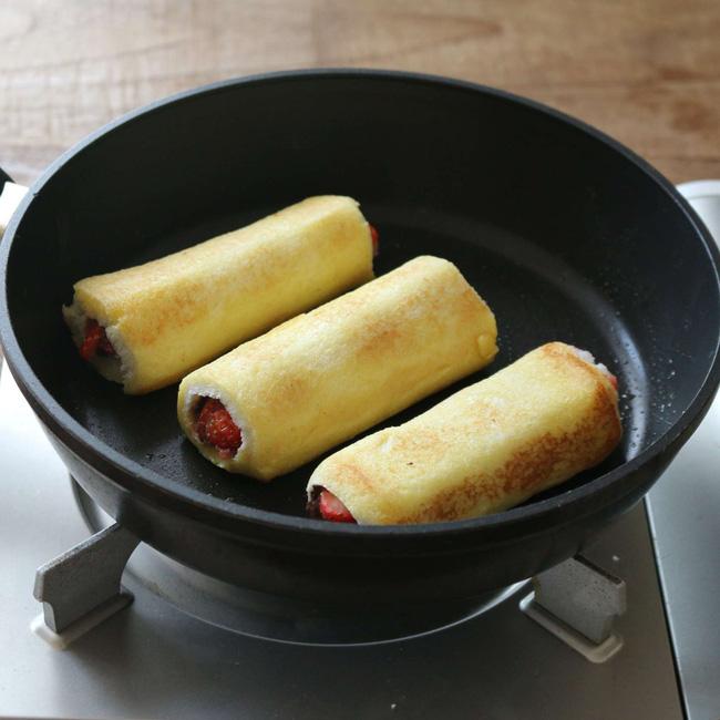 Làm món bánh mì sang chảnh với phong cách Hàn Quốc ngon lạ đảm bảo cả nhà thích mê - Ảnh 5