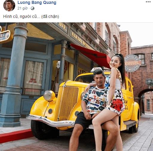Vừa rủ nhau phẫu thuật thẩm mỹ, Lương Bằng Quang - Ngân 98 bất ngờ chia tay, chặn luôn Facebook và viết status phũ phàng? - Ảnh 1