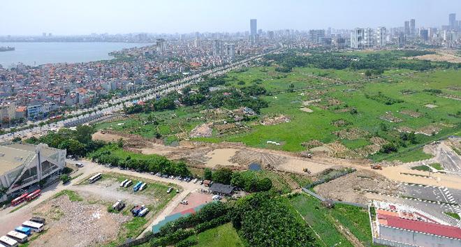 """""""Siêu Ủy ban"""" đề xuất xây dựng trụ sở mới rộng 2,5 ha - Ảnh 1"""