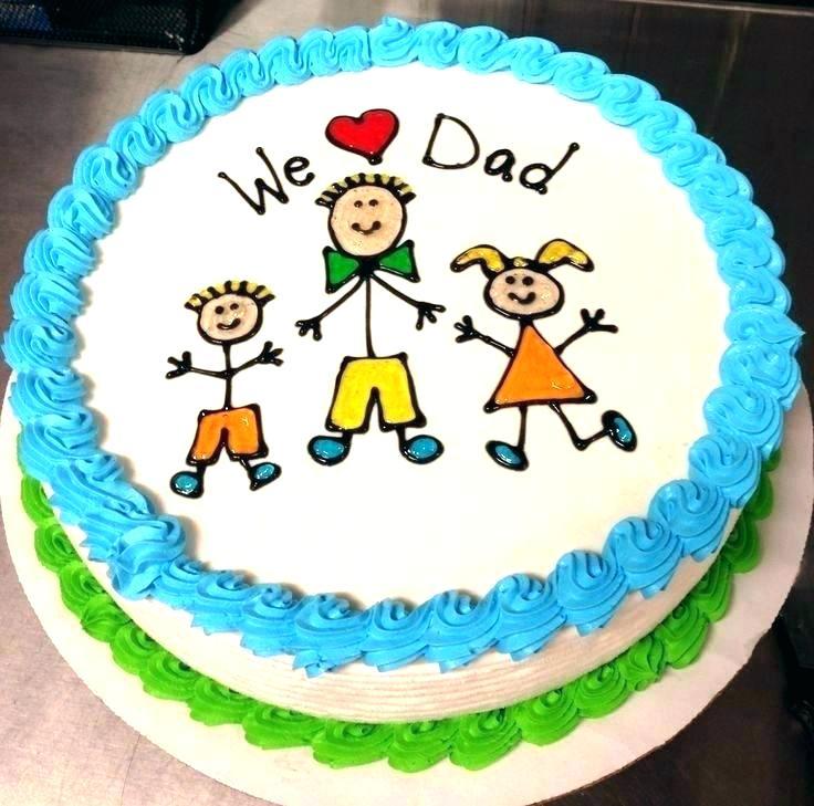 Bánh kem ngon đẹp tặng Ngày của Cha