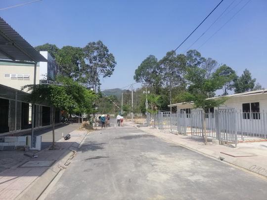 Thị xã Phú Mỹ cưỡng chế 113 dự án tự ý phân lô - Ảnh 1