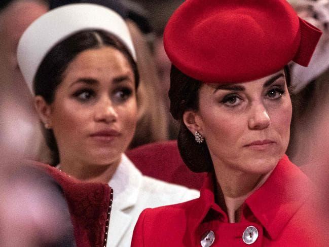 Chỉ bằng một câu nói, Công nương Kate đã phân định rạch ròi mối quan hệ giữa mình với em dâu Meghan Markle khiến dân mạng đồng tình - Ảnh 2