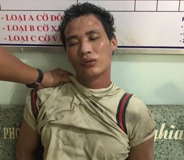 Giải cứu thành công người mẹ trẻ cùng con 7 tuổi bị thanh niên nghi ngáo đá khống chế - Ảnh 1
