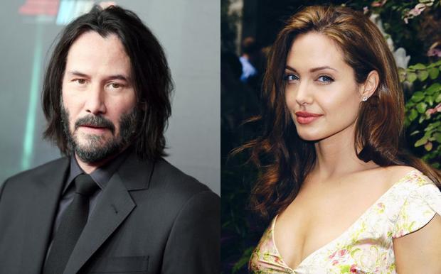 Rầm rộ tin Angelina Jolie hẹn hò tài tử 'Ma Trận', tiếp cận cả mẹ tình mới vì lâu lắm mới mê một người đàn ông đến vậy sau Brad Pitt? - Ảnh 1