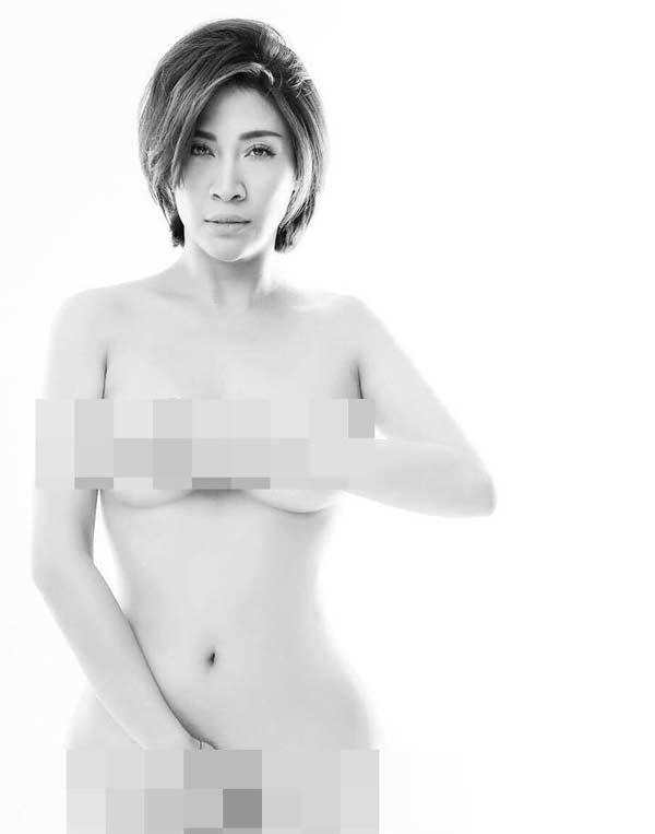 Bị chỉ trích vì tung ảnh lột trần 100% cơ thể, Pha Lê tuyên bố: 'Tôi không thấy phản cảm' - Ảnh 1