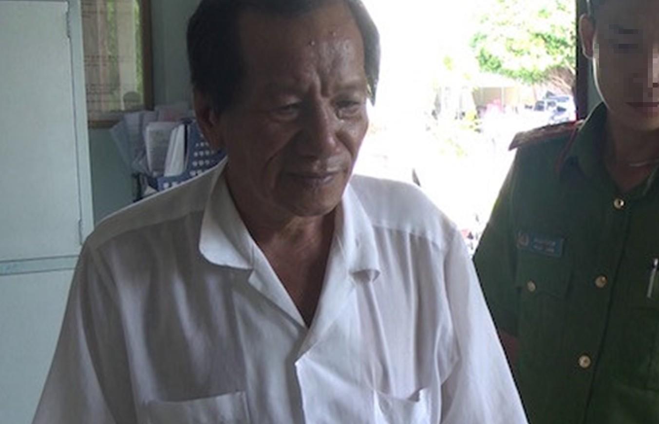 Cụ ông U60 xâm hại bé gái 12 tuổi nhiều lần: Có 3 đời vợ và 8 đứa con - Ảnh 1