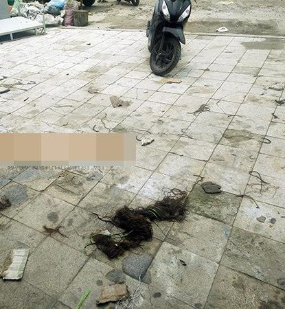 Tiết lộ bất ngờ về cô gái nghi bị đánh ghen cắt nát quần áo, đổ mắm tôm bê bết lên đầu - Ảnh 3