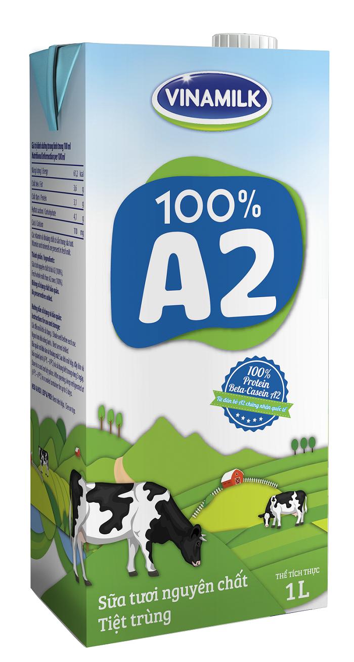 Vinamilk tiên phong sản xuất sữa A2 tại Việt Nam - Ảnh 2