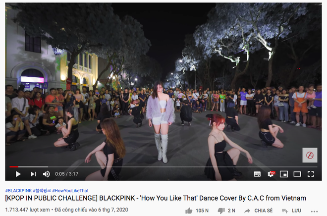 Bản dance cover hit BLACKPINK của nhóm nhảy Việt gần 2 triệu view, fan quốc tế ngơ ngác: 'Người Việt Nam không giãn cách xã hội à?' - Ảnh 1