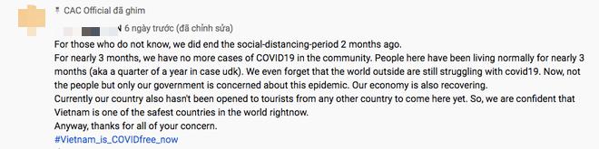 Bản dance cover hit BLACKPINK của nhóm nhảy Việt gần 2 triệu view, fan quốc tế ngơ ngác: 'Người Việt Nam không giãn cách xã hội à?' - Ảnh 4