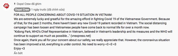 Bản dance cover hit BLACKPINK của nhóm nhảy Việt gần 2 triệu view, fan quốc tế ngơ ngác: 'Người Việt Nam không giãn cách xã hội à?' - Ảnh 9