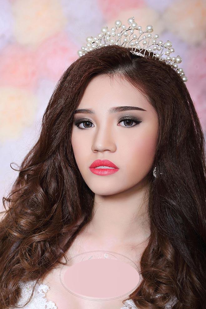Cận cảnh nhan sắc thật của hoa hậu Jolie Nguyễn khi chưa phẫu thuật thẩm mỹ - Ảnh 4