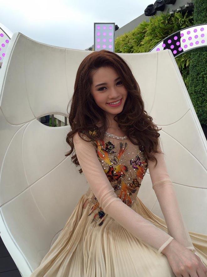 Cận cảnh nhan sắc thật của hoa hậu Jolie Nguyễn khi chưa phẫu thuật thẩm mỹ - Ảnh 5