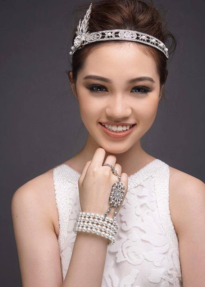 Cận cảnh nhan sắc thật của hoa hậu Jolie Nguyễn khi chưa phẫu thuật thẩm mỹ - Ảnh 6