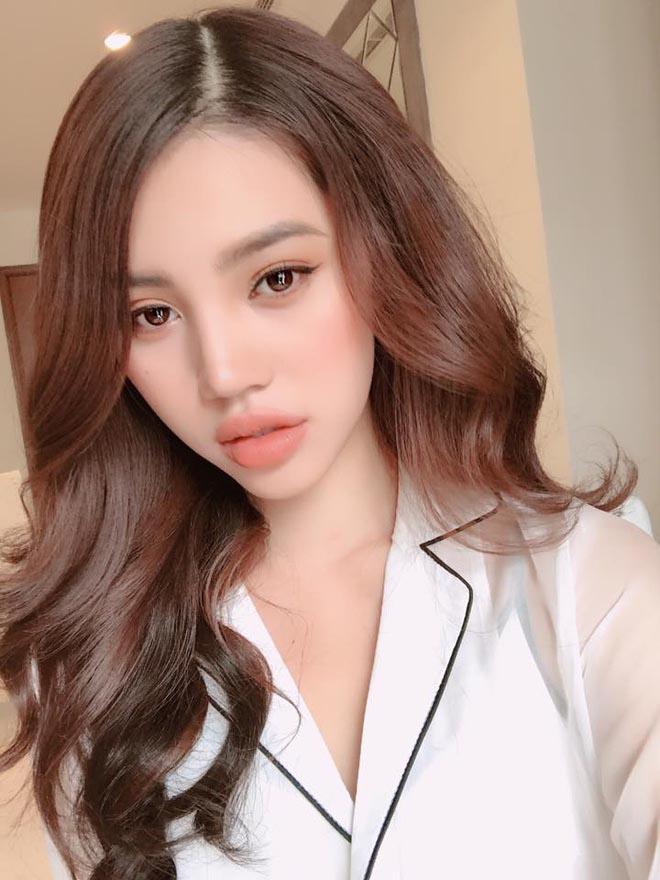 Cận cảnh nhan sắc thật của hoa hậu Jolie Nguyễn khi chưa phẫu thuật thẩm mỹ - Ảnh 8