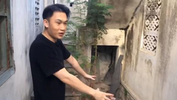 Căn nhà cũ nát và chuyện ít biết về gia đình Hoài Linh - Dương Triệu Vũ - Ảnh 3