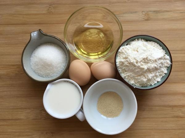 Không có lò nướng cũng đừng buồn, các chị vào mà xem cách làm bánh mì sữa xốp mềm bằng chảo đây này! - Ảnh 1