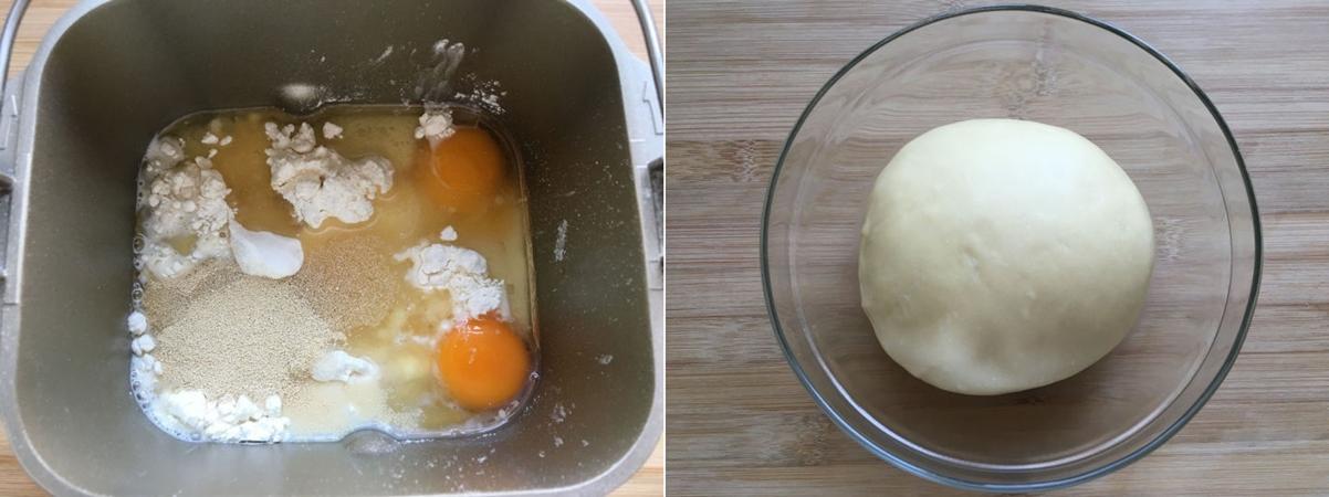 Không có lò nướng cũng đừng buồn, các chị vào mà xem cách làm bánh mì sữa xốp mềm bằng chảo đây này! - Ảnh 2