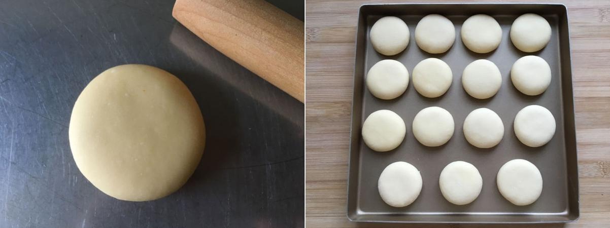 Không có lò nướng cũng đừng buồn, các chị vào mà xem cách làm bánh mì sữa xốp mềm bằng chảo đây này! - Ảnh 3