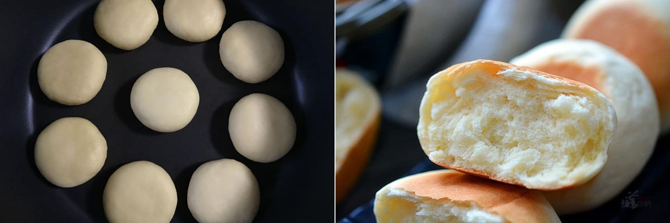Không có lò nướng cũng đừng buồn, các chị vào mà xem cách làm bánh mì sữa xốp mềm bằng chảo đây này! - Ảnh 4