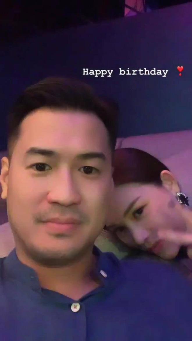 Em chồng Tăng Thanh Hà công khai đăng ảnh tình tứ với bạn gái Linh Rin - Ảnh 4