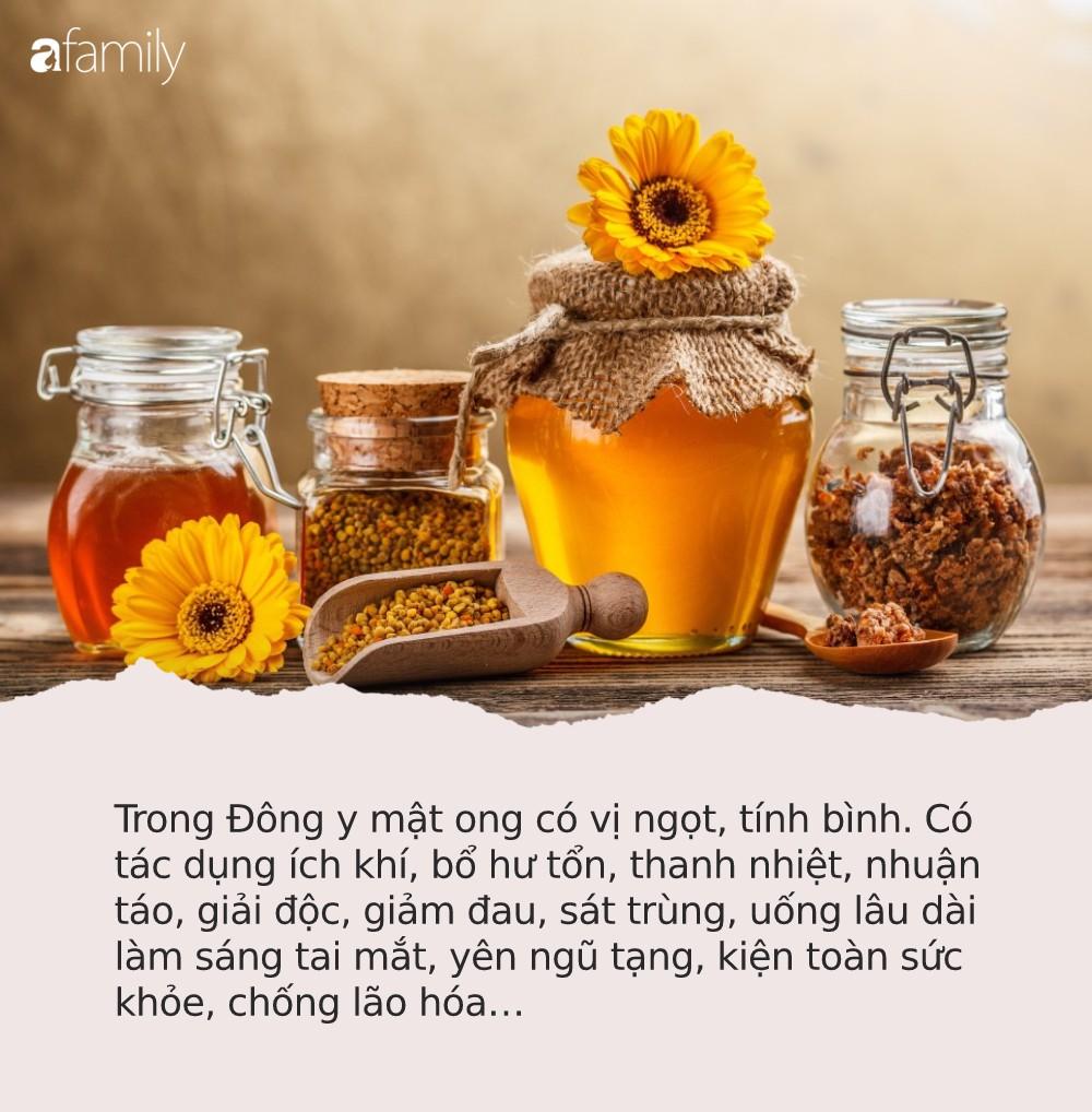 Thực phẩm không nên dùng chung với mật ong, nhiều người đang phạm sai lầm mà không hề hay biết - Ảnh 1