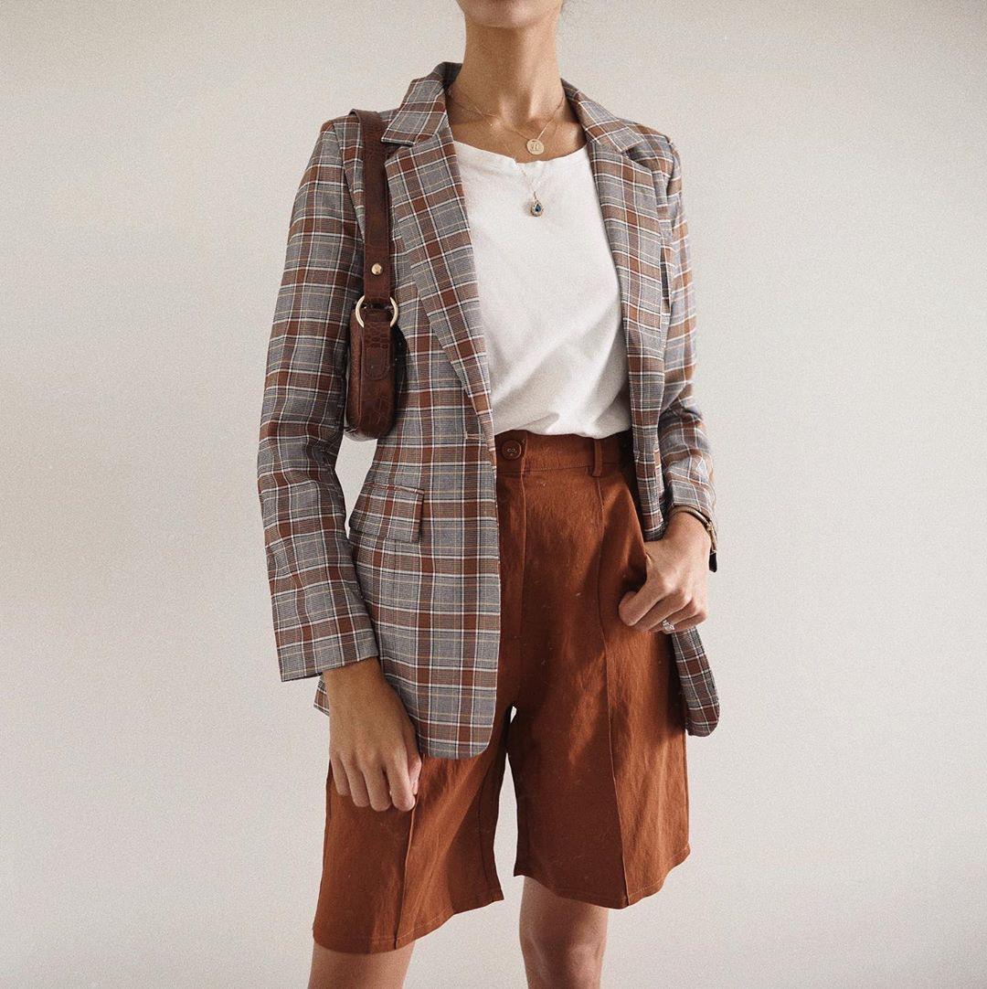 Trẻ hóa chiếc blazer quen thuộc bằng 5 cách mix đồ siêu dễ, nàng công sở học ngay để đầu tuần diện đi làm - Ảnh 4