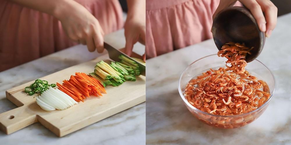 Học người Hàn cách làm bánh tôm dễ như ăn kẹo mà ngon lạ thử một lần là mê - Ảnh 2