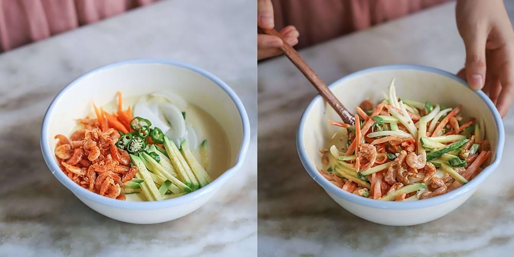 Học người Hàn cách làm bánh tôm dễ như ăn kẹo mà ngon lạ thử một lần là mê - Ảnh 4