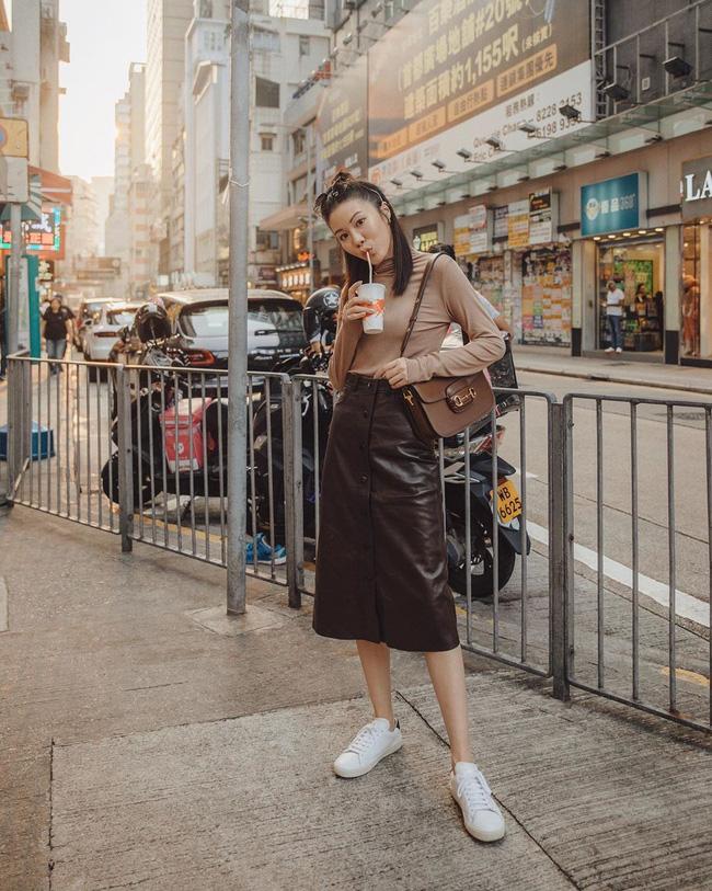 Tham khảo ngay 12 set đồ đón gió mùa về từ các quý cô Châu Á - Ảnh 8
