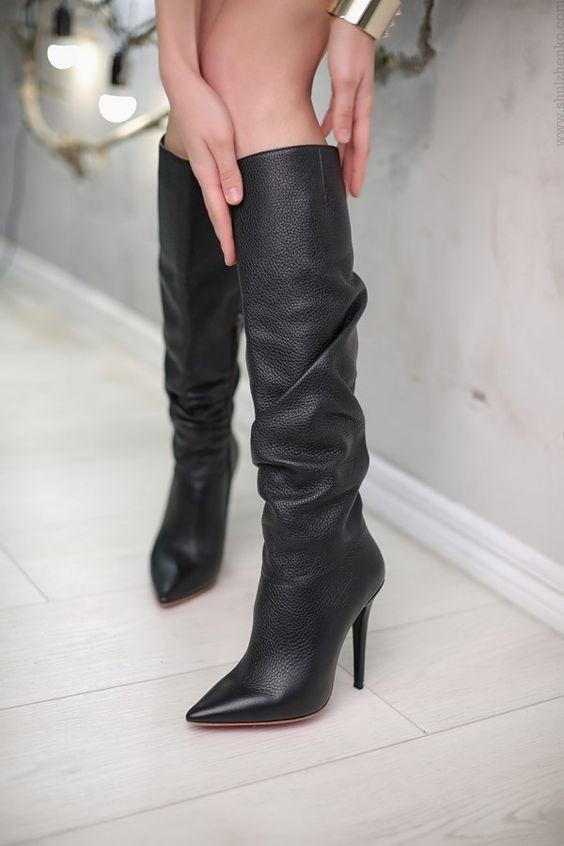 Đi tìm công thức chuẩn chỉnh mix đủ kiểu boots trong mùa lạnh này - Ảnh 17