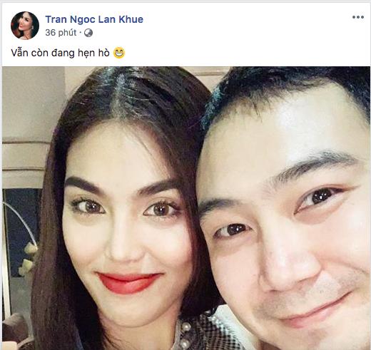 Sau một tháng kết hôn, Lan Khuê úp mở về chuyện có em bé - Ảnh 2
